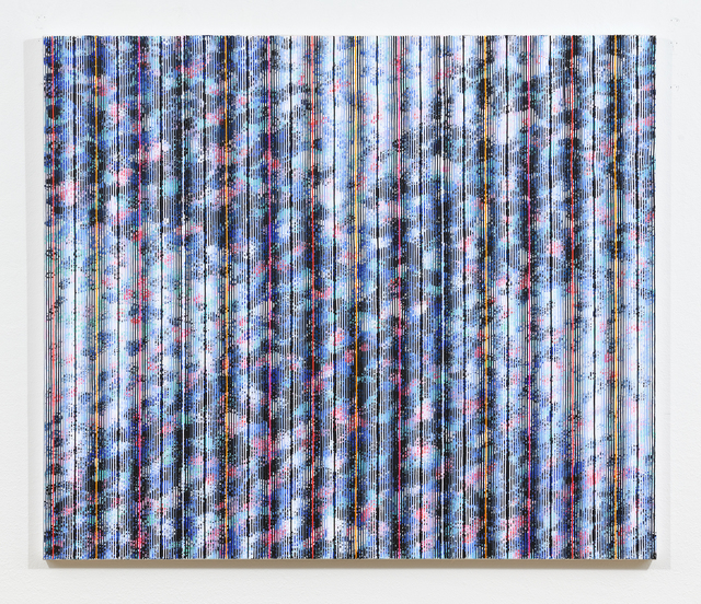 Antonio Marra, 'Have You Seen the Blue Bird', 2017, Painting, Acrylic on canvas, Tangent Contemporary Art