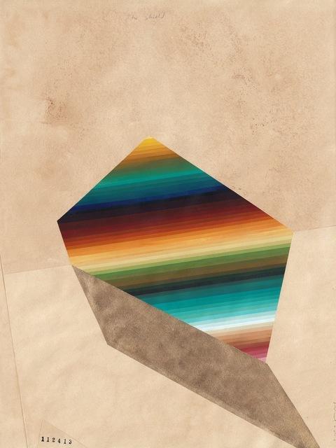 , 'Shadow,' 2013, Muriel Guépin Gallery