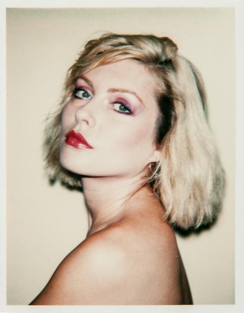 Andy Warhol, 'Debbie Harry', 1980, Galerie Lefebvre