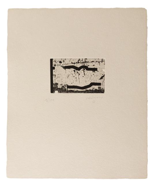 Eduardo Chillida, 'Clara Janés: La indetenible Quietud V', 1998, Zeit Contemporary Art