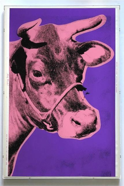 , 'Cow (F&S II. 12A),' 1976, Joseph K. Levene Fine Art, Ltd.