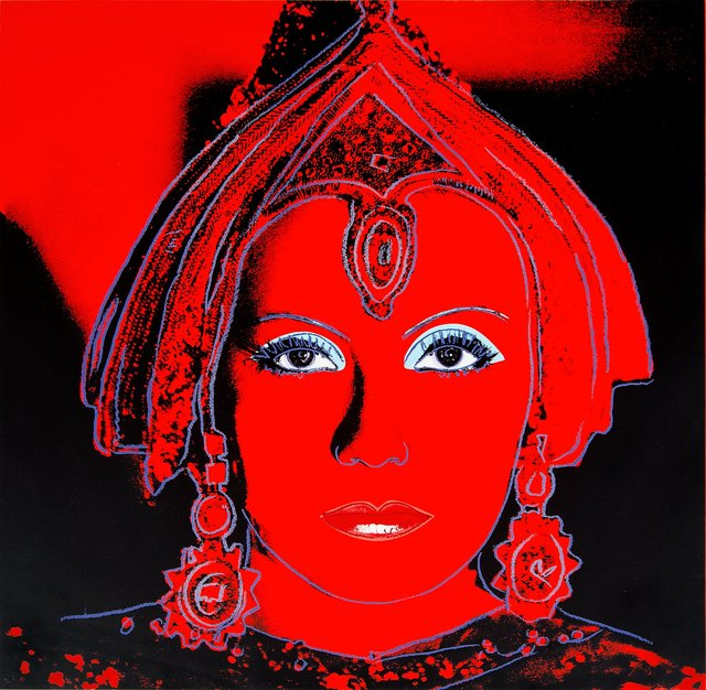 Andy Warhol, 'The Star (Greta Garbo) II.258', 1981, OSME Fine Art