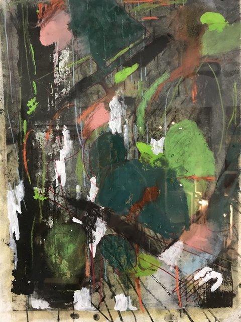 , 'LINEAR PARK #2,' 2017, Dab Art