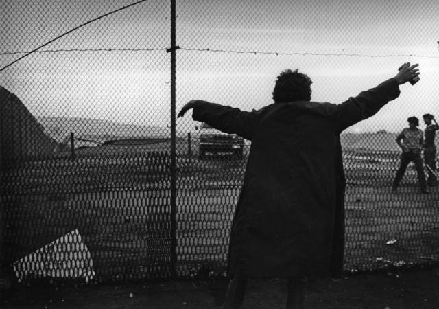 , 'La Frontera, Tijuana,' 1990, ROSEGALLERY
