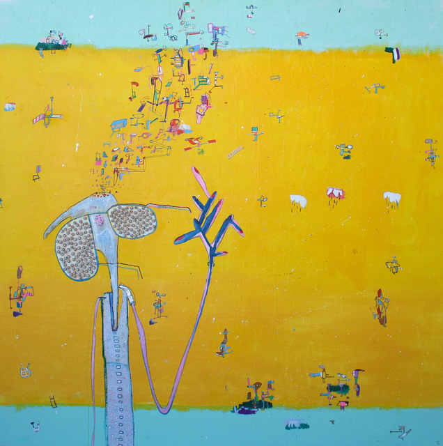, 'Idea,' 2017, Allouche Gallery