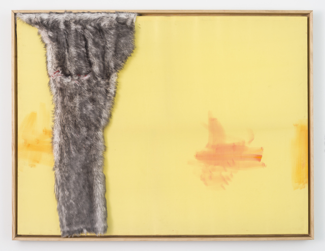 , 'Untitled (Yellow),' 2017 -2018, Cassina Projects