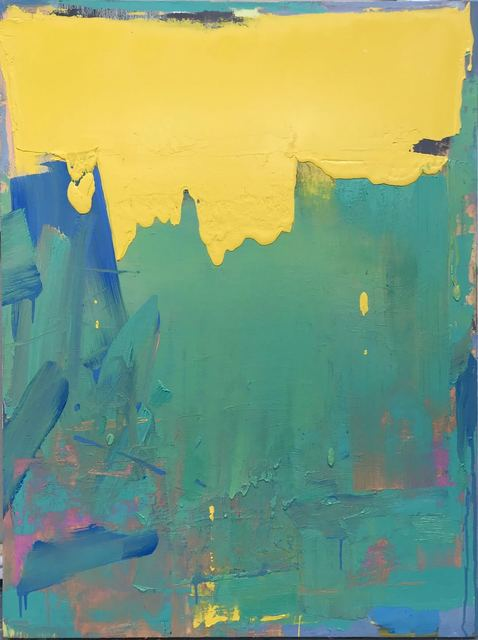 , 'Yellow 17-15-23,' 2017, PARKVIEW ART Hong Kong