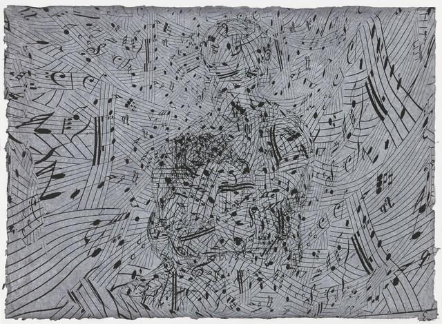 , 'Nocturne II,' 2016, Galerie Lelong & Co.