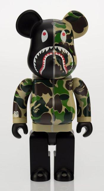 BE@RBRICK, 'Shark Hoodie Be@rbrick 400% (Green)', 2015, Heritage Auctions