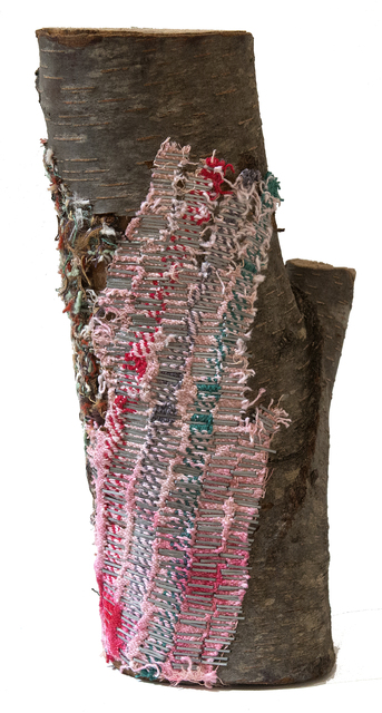 , 'Cut Log,' 2017, FRED.GIAMPIETRO Gallery