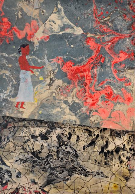 , 'Between Heaven and Earth,' 2016, Tabari Artspace