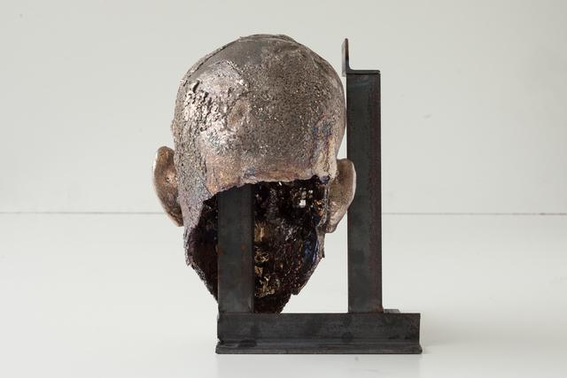 Javier Arbizu, 'Untitled 3', 2020, Sculpture, Bismuth foundry, Ángeles Baños