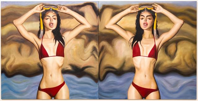 , 'Swim,' 2014, Postmasters Gallery