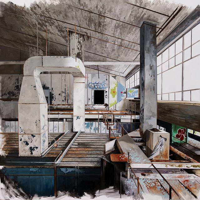 , 'Derelict II,' 2015, Hashimoto Contemporary