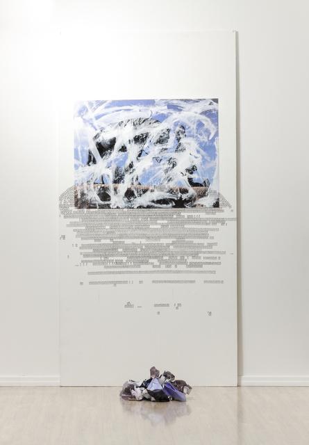 , 'Horse Memorial I,' 2017, Officine dell'Immagine