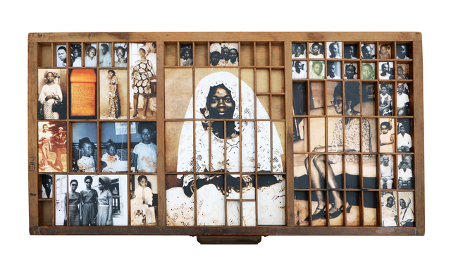 , 'Casing History 27,' , Arthouse - The Space (Nigeria)