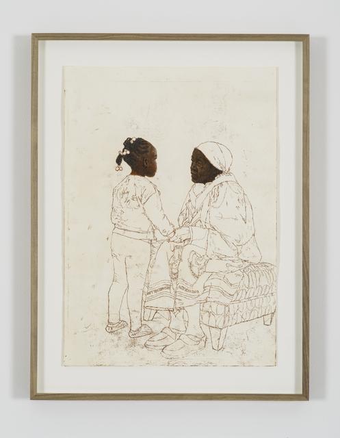 , 'Ambuya & Muzukuru,' 2018, Tyburn Gallery