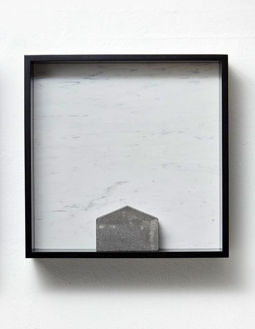 , 'Versteinerter Himmel XXII, (Petrified Sky XXII),' 1983, Wentrup