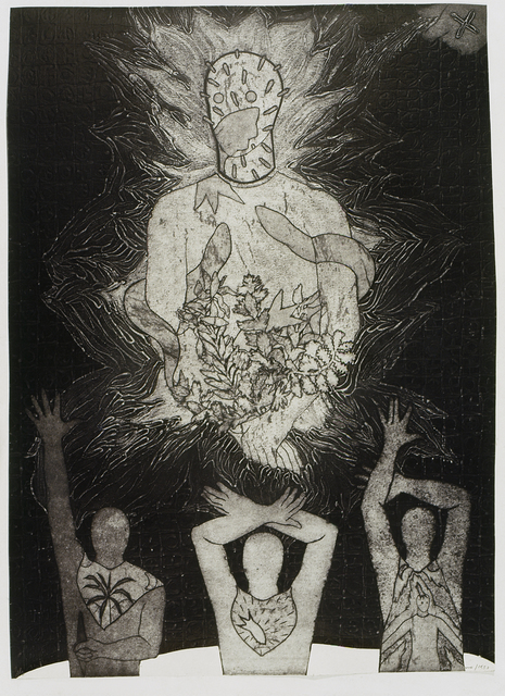 , 'Siempre vuelvo (I Always Return),' 1993, Fowler Museum at UCLA