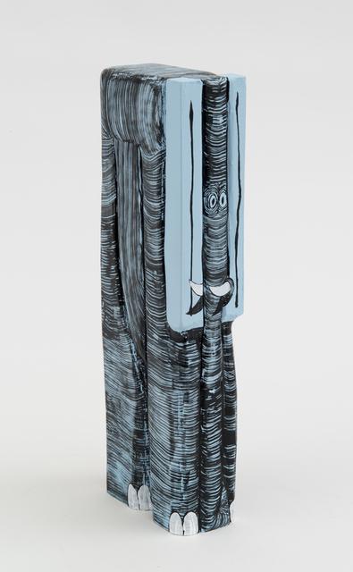 Andrew Schoultz, 'Elephant (Pawn)', 2016, Joshua Liner Gallery