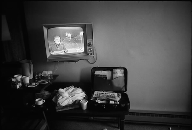 , 'Martin Luther King Jr.'s Motel Room Several Hours After He Was Shot, Memphis, TN,' 1968, Jackson Fine Art