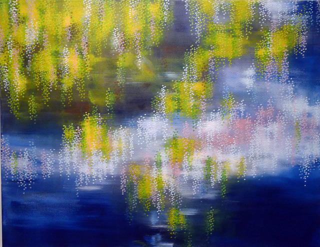 , 'Pond,' 2014, Sundaram Tagore Gallery