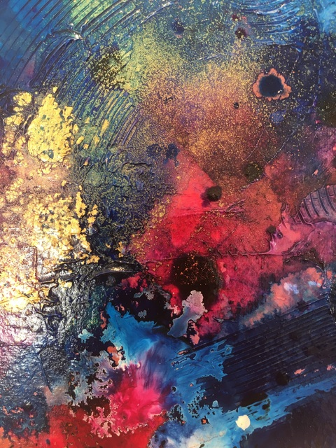 Karen Blanchet, 'Discovery ', 2018, Lotus Art Gallery