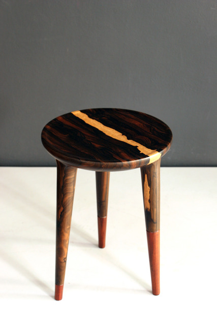 , 'Chamak Stool for ITZ Mayan Wood Furniture,' 2013, ADN Galería