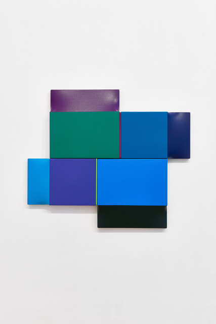 , '5K3Z1B1L,' 2016, VILTIN Gallery