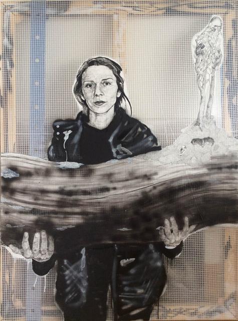 , 'Dyp dal II (Mari),' 2016, Rod Bianco Gallery