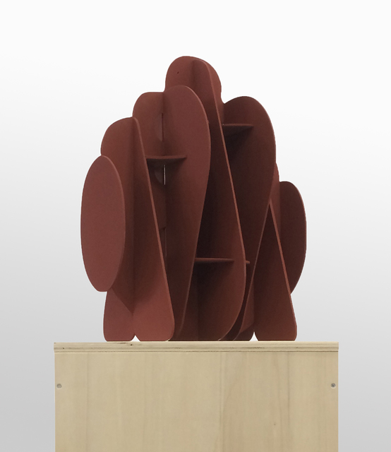 , 'Radiatore,' 2018, Galerie Antoine Ertaskiran
