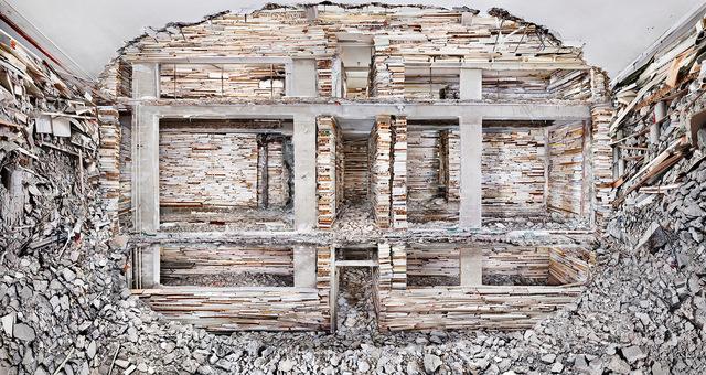 , 'Piet Mondriaanstraat 2,' 2017, Bruce Silverstein Gallery