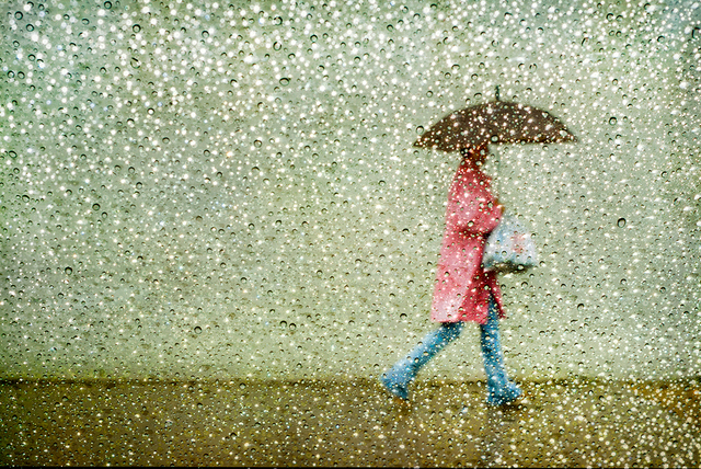 , 'Rain Walk,' , Chicago Art Source