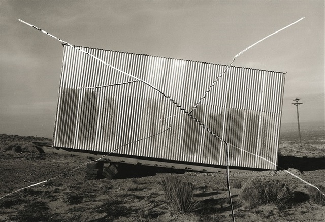 Thomas Barrow, 'Horizon Rib, f/t/s Cancellations', 1974, Derek Eller Gallery