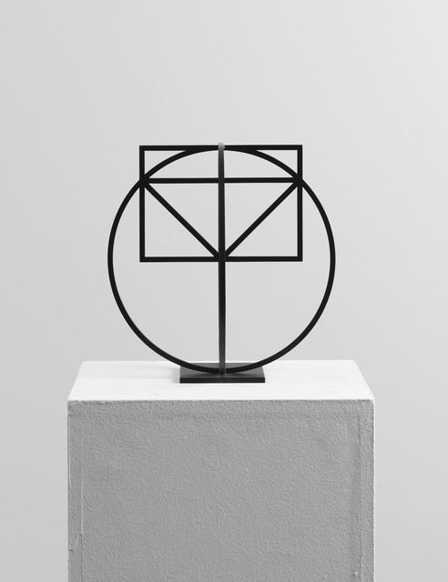 Knut Henrik Henriksen, 'Herr Porstmann (#6)', 2011, Sculpture, Steel, laquer, Sommer & Kohl