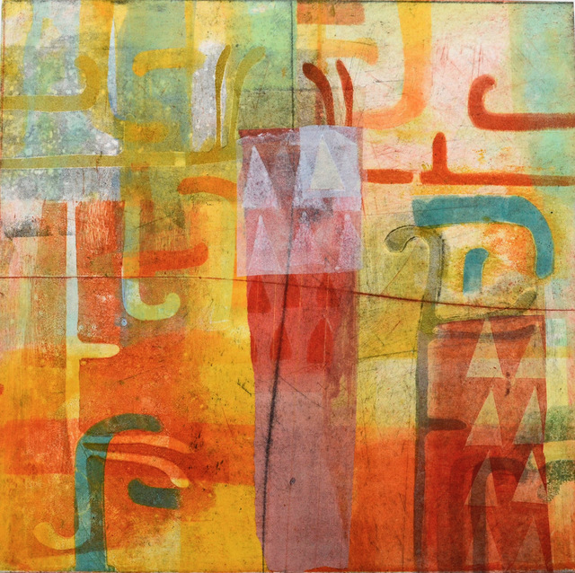 Jennifer Cole, 'Dialogue is Ever Present', 2018, Kala Art Institute