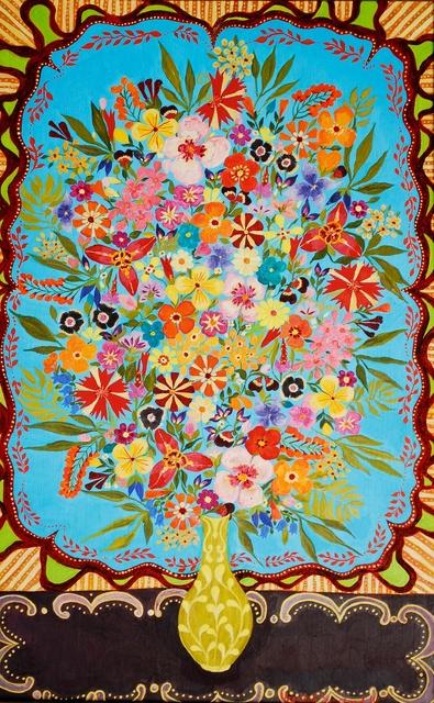 Hepzibah Swinford, 'Wild Flowers', 2014, Rebecca Hossack Art Gallery