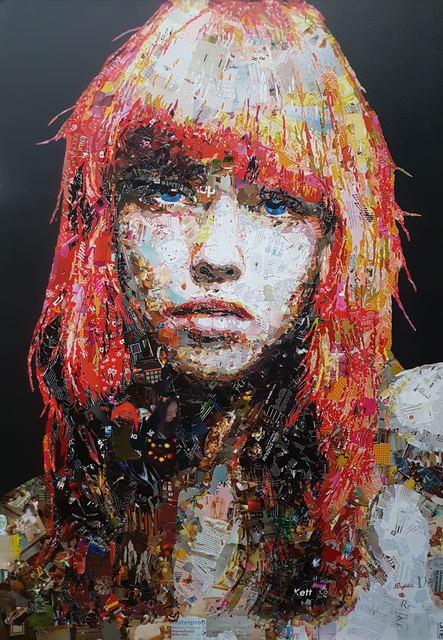 Virut Panchabuse, 'The Redhead', 2017, MLA Gallery