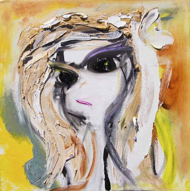 , 'Self-Portrait Cool Table,' ca. 2018, Samuel Lynne Galleries
