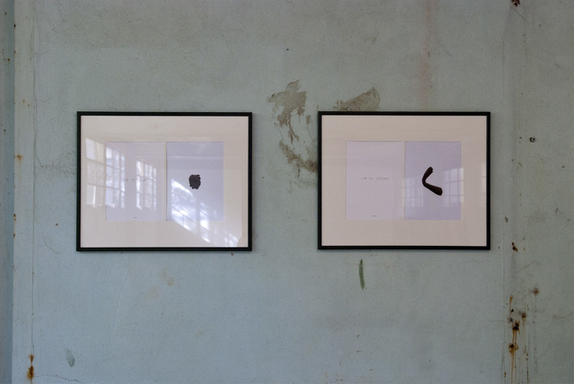 , 'A proposal for a textbook to learn Braille, English and other languages,' 2012, Voice Gallery