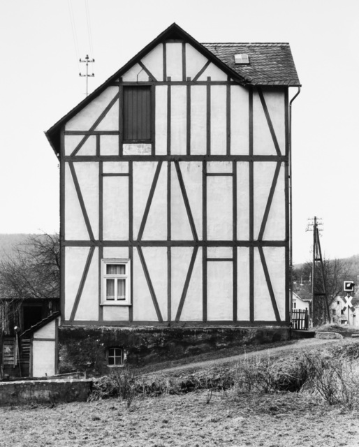 , 'Framework House: Konrad-Adenauer-Straße 1,   Niederfischbach,' 1962 / printed 2016, Fraenkel Gallery