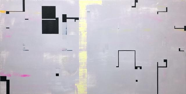 , 'dwarf grid 1 2 3 5 8,' 2016-2017, C. Grimaldis Gallery