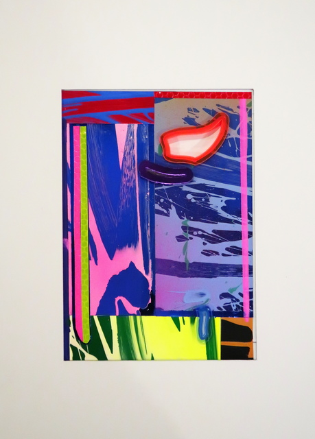 , 'Police Papers 16,' 2018, Annka Kultys Gallery