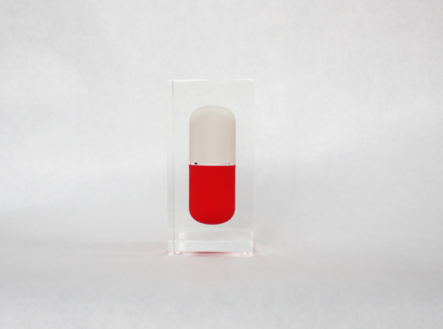 Helder Batista, 'Tiny Red and White Pill ', 2017, Artist's Proof