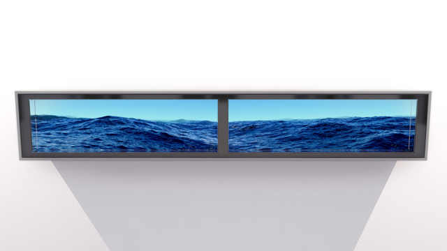 , 'Double Swell,' 2014, Bryce Wolkowitz Gallery