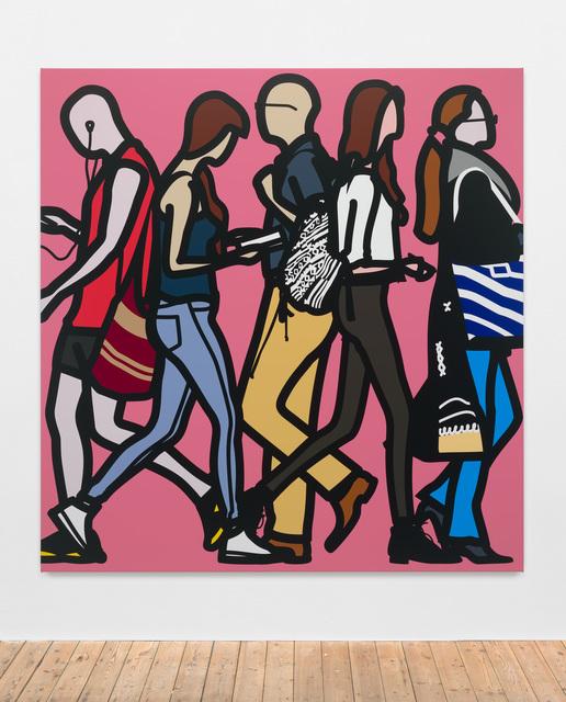 , 'Walking in Southwark 2,' 2014, Galeria Mário Sequeira