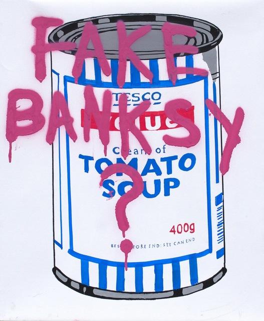 , 'Tomato Soup?,' 2018, One Arts Club