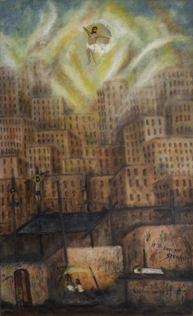 , 'Dios con nosotros,' 1998, Hache Gallery