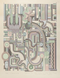 Eduardo Paolozzi, 'Selasa,' 1975, Forum Auctions: Editions and Works on Paper (March 2017)