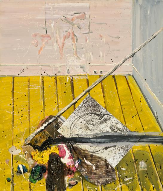 , 'Untitled,' 2015, C.A.M Galeri